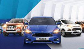 Bảng giá xe ford tháng 05