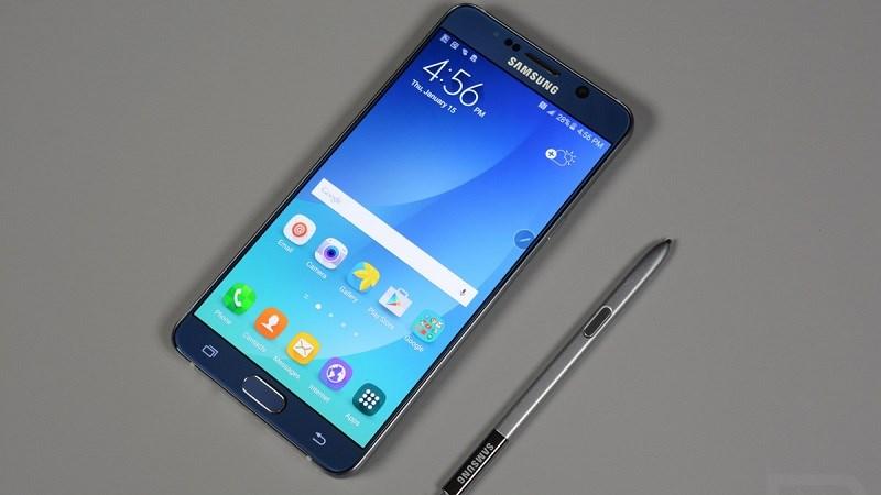Galaxy A8 sẽ cho ra mắt hệ điều hành android 7