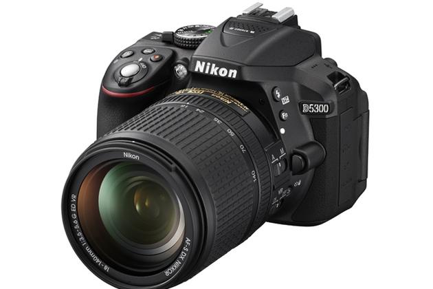 Máy ảnh Nikon D5300