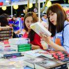 hội chợ sách, sách đồng giá, sách khuyến mại