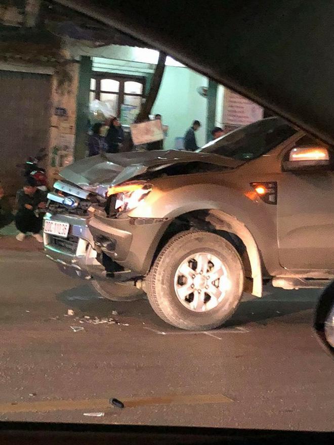 tai nạn thương tâm 4 người trong cùng gia đình tử vong