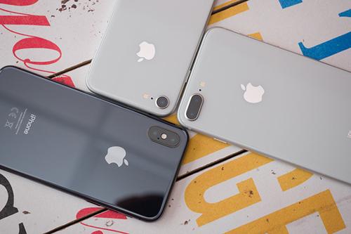 sự khác nhau giữa những chiếc iphone 2018