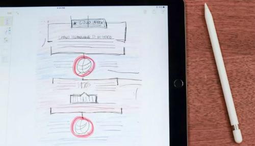 iPad mới của Apple có thể hỗ trợ bút cảm ứng dù giá rẻ