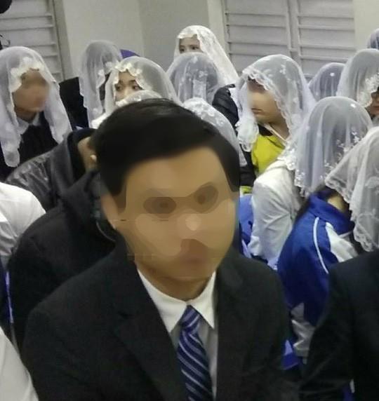 Có gì trong nước thánh của hội thánh đức chúa trời mẹ