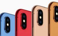 Ngắm iPhone 2018 với loạt phiên bản màu máy mới đẹp không thể rời mắt