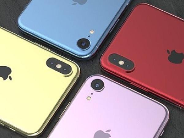 Apple sẽ giới thiệu ít nhất 4 màu mới trên các mẫu iPhone 2018