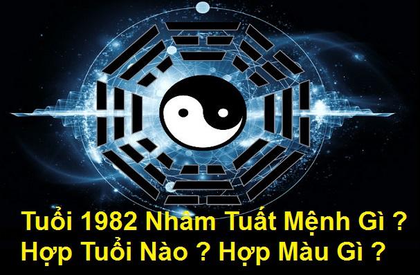 Xem vận hạn năm 2019 của tuổi Nhâm Tuất 1982 nữ mạng