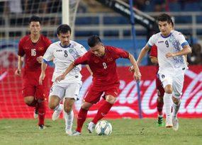 Bốc thăm giải U23 Châu Á 2020