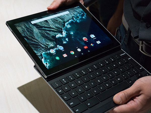 Chiếc  máy tính bảng Google Pixel C