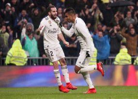 Điểm nhấn trong màn trở lại của Real