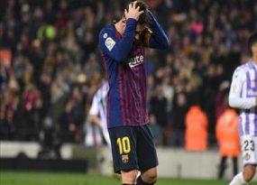 Messi trượt penalty HLV Barca nói gì?