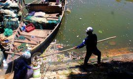 Nguồn nước ô nhiễm ở Đà Nẵng