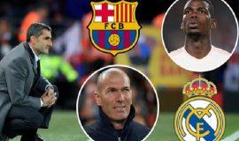 Barcelona gia nhập cuộc đua giành Pogba với Real Madrid