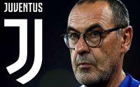 HLV Sarri đã bị dằn mặt không thương tiếc khi đến Juventus