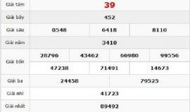 Bảng thống kê cặp số may mắn dự đoán kết quả Đắc Lắc ngày 30/07