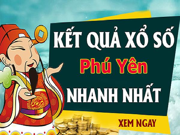 Soi cầu XS Phú Yên chính xác thứ 2 ngày 29/07/2019