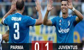 Parma 0-1 Juventus: Ronaldo tịt ngòi