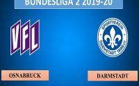 Soi kèo Osnabruck vs Darmstadt 1h30, 20/08 (Hạng 2 Đức)