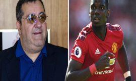 Juventus cử 'đại biểu' Raiola đi gặp Pogba
