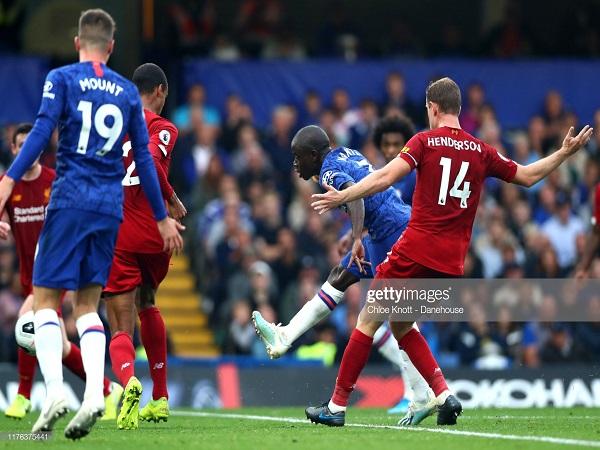 Chấm điểm Chelsea 1-2 Liverpool: Đôi cánh thiên thần