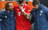 Sule chấn thương nghiêm trọng, mất luôn EURO 2020