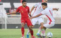 U22 Indonesia bất ngờ đánh bại U22 Iran trước SEA Games 30