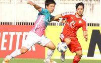 Bóng đá Việt Nam rớt hạng sau thành tích kém tại AFC Cup 2020