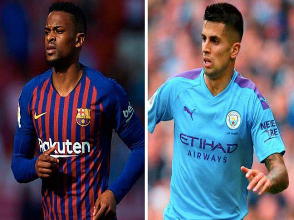 2 đàn em của Ronaldo Semedo tới Man City, Cancelo tới Barca