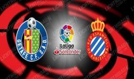 Soi kèo Getafe vs Espanyol, 0h30 ngày 17/06
