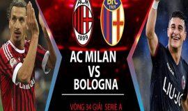 Nhận định AC Milan vs Bologna lúc 02h45 ngày 19/7