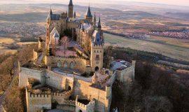 Mơ thấy lâu đài là điềm báo điều gì?