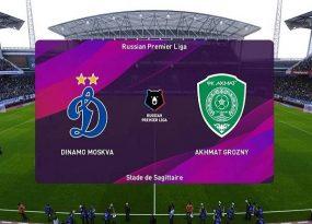 Soi kèo Dinamo Moscow vs Akhmat Grozny 23h00, 21/09 - VĐQG Nga