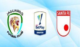 Soi kèo Jaguares vs Santa Fe 08h10, 13/10 - VĐQG Colombia