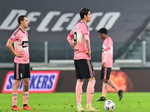 Tin bóng đá chiều 26/10: Juventus hòa trận thứ 2 liên tiếp tại Serie A