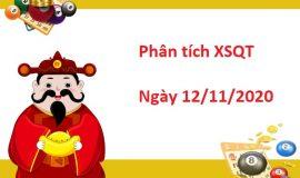 Phân tích XSQT 12/11/2020