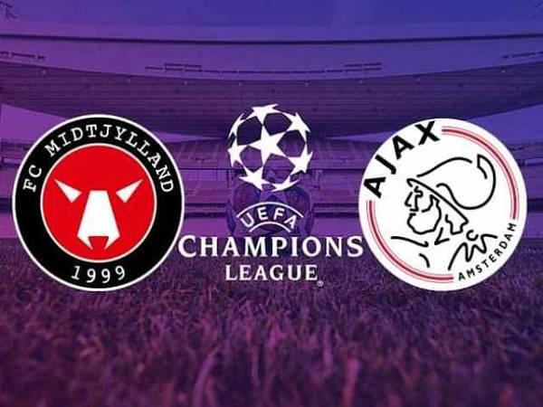 Soi kèo Midtjylland vs Ajax 3h00 ngày 04/11, Cúp C1