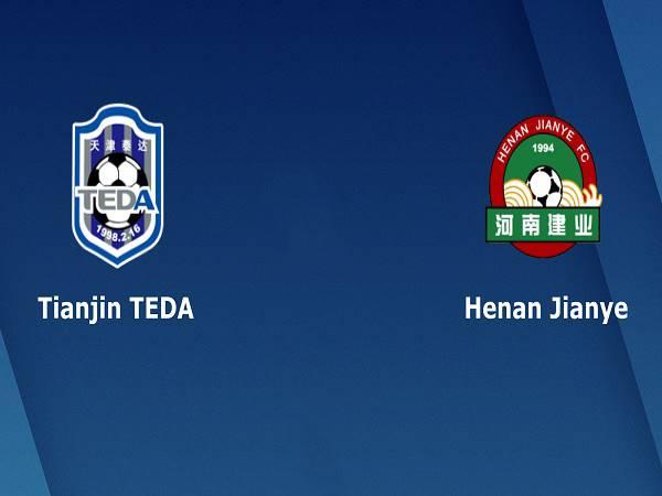 Soi kèo Tianjin Teda vs Henan Jianye 14h30, 10/11 - VĐQG Trung Quốc
