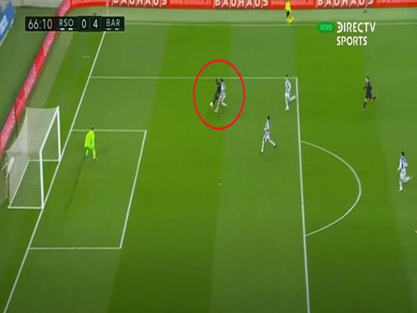 Bóng đá trưa 23/3: Dembele ghi bàn độc đáo cho Barca bằng hai chân