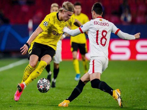 Soi kèo Dortmund vs Sevilla, 03h00 ngày 10/3 - Cup C1 Châu Âu