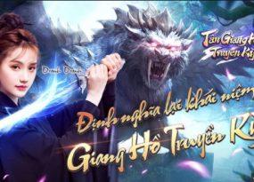Tân Giang Hồ Truyền Kỳ - Game Mobile độc đáo sắp ra mắt tháng 4