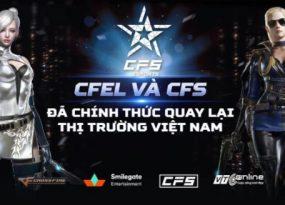 Đột Kích Việt Nam chính thức trở lại tranh tài tại 2 giải đấu đỉnh cao nâng tầm Esports ra thế giới