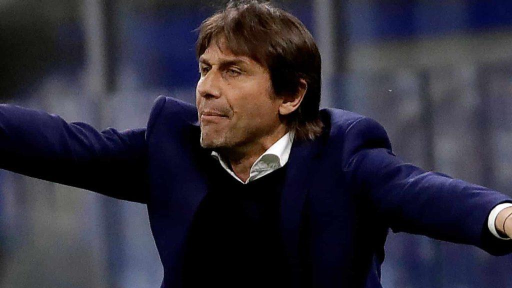 Antonio Conte là người kế nhiệm Zinedine Zidane cùng với Max Allegri gia nhập Juventus