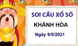 Soi cầu XSKH ngày 9/5/2021
