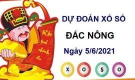 Dự đoán XSDNO ngày 5/6/2021