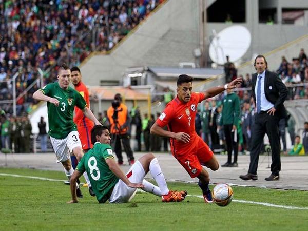 Nhận định soi kèo Chile vs Bolivia 08h30 ngày 9/6