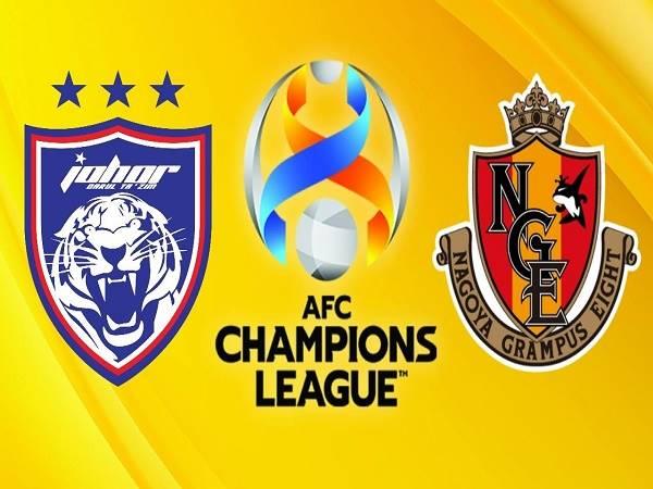 Soi kèo Johor Darul vs Nagoya Grampus – 21h00 22/06/2021