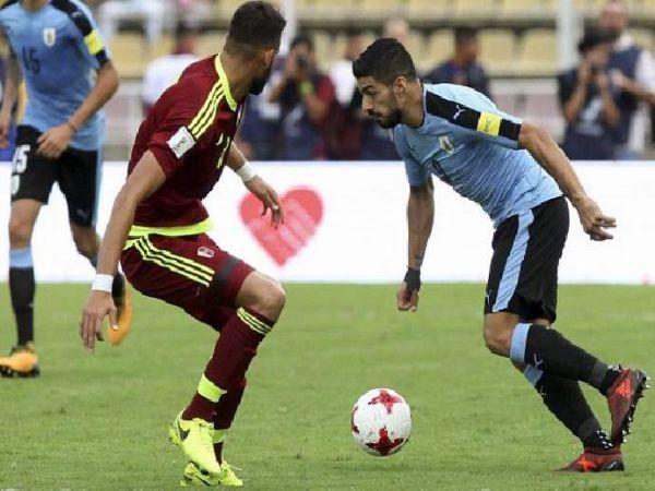 Nhận định kèo Venezuela vs Uruguay, 5h30 ngày 9/6 - VL World Cup
