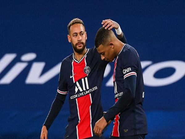 Bóng đá QT chiều 16/7: PSG nâng lương cho Mbappe ngang với Neymar
