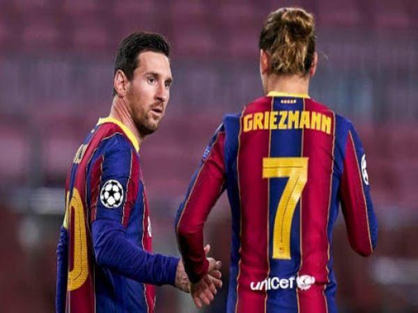 Chuyển nhượng trưa 7/7: Barca bán Griezmann để giữ chân Messi