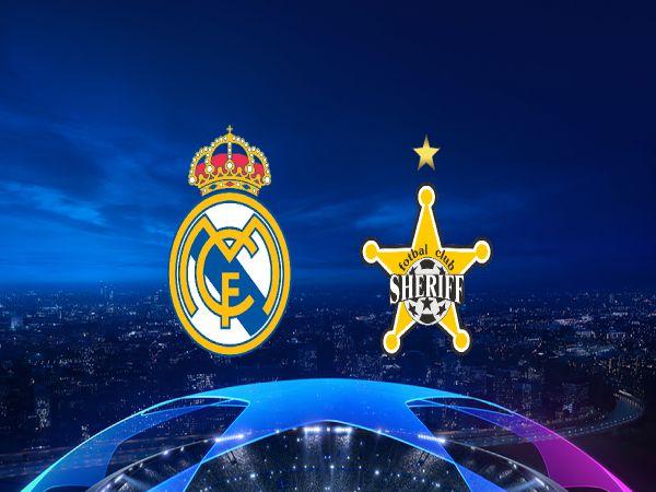 Nhận định tỷ lệ Real Madrid vs Sheriff Tiraspol, 02h00 ngày 29/9